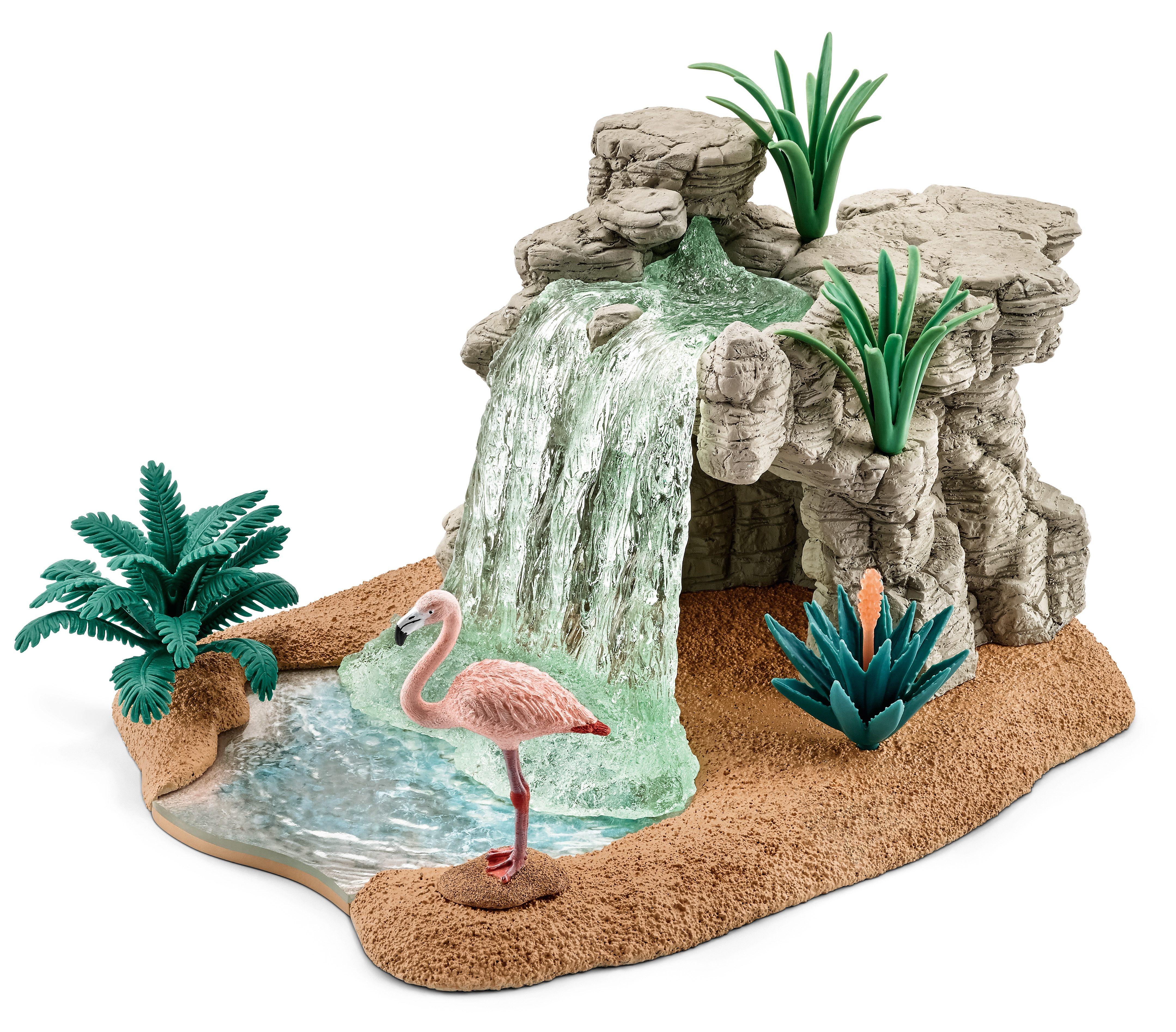 Schleich® Spielfigur, »World of Nature Wild Life - Wasserfall«